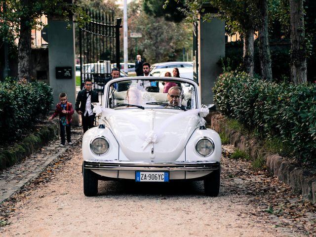 Il matrimonio di Andrea e Iana a Roma, Roma 25