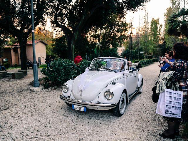 Il matrimonio di Andrea e Iana a Roma, Roma 26