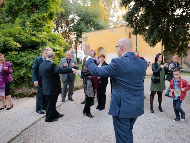 Il matrimonio di Andrea e Iana a Roma, Roma 27