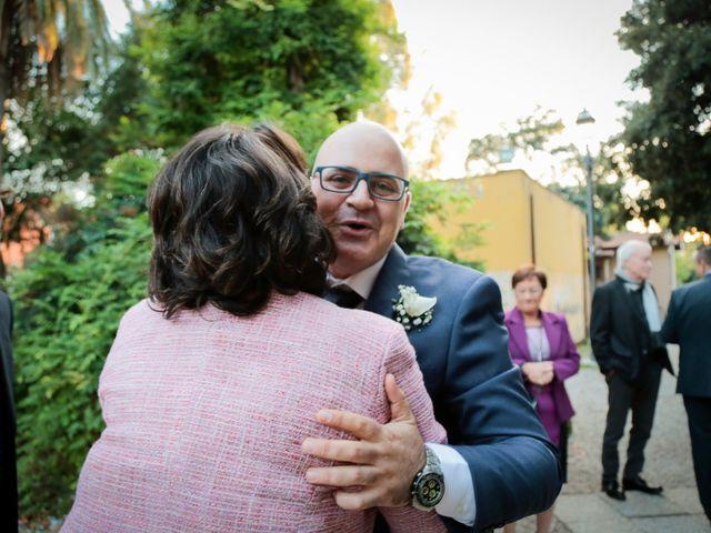 Il matrimonio di Andrea e Iana a Roma, Roma 28