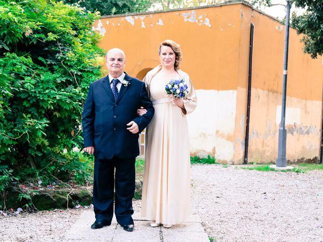Il matrimonio di Andrea e Iana a Roma, Roma 32