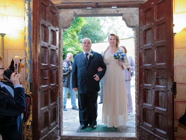 Il matrimonio di Andrea e Iana a Roma, Roma 33