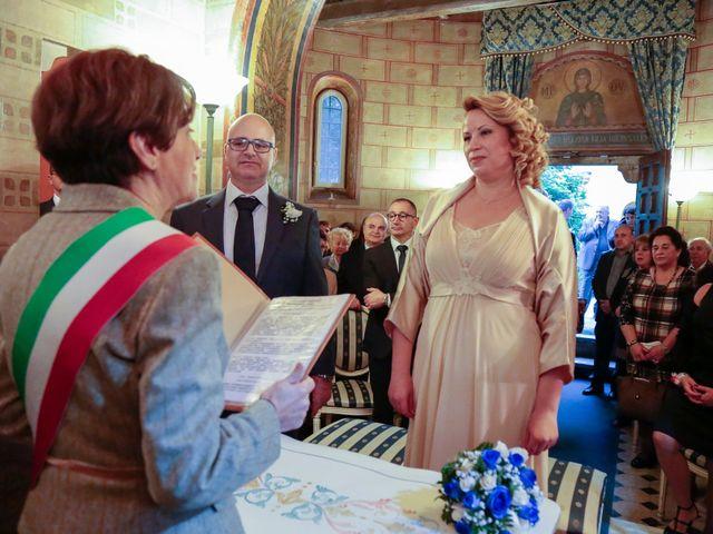 Il matrimonio di Andrea e Iana a Roma, Roma 34