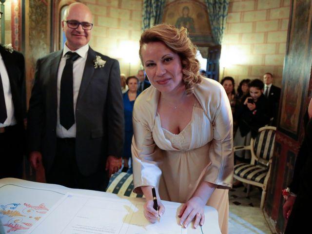 Il matrimonio di Andrea e Iana a Roma, Roma 39