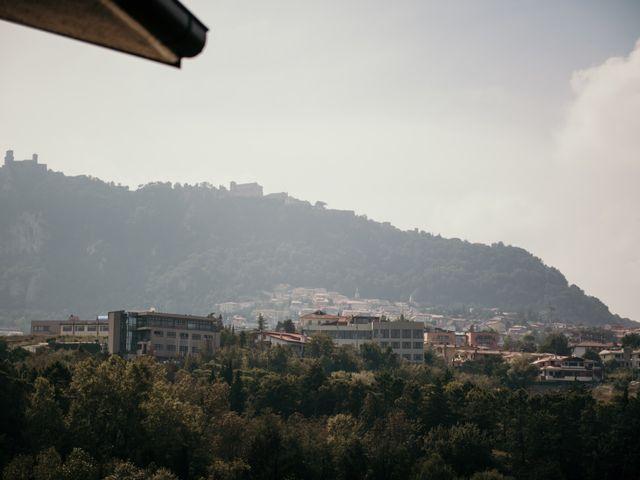 Il matrimonio di Alessandra e Simone a San Marino, San Marino 7