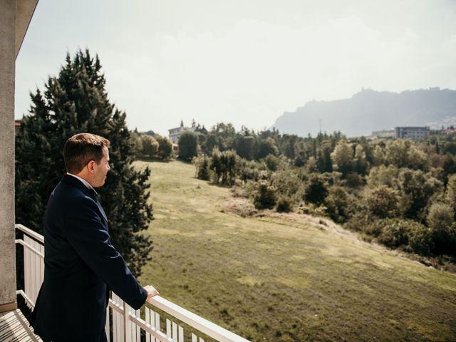 Il matrimonio di Alessandra e Simone a San Marino, San Marino 26