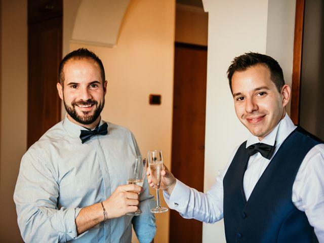 Il matrimonio di Alessandra e Simone a San Marino, San Marino 34