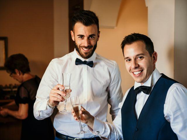 Il matrimonio di Alessandra e Simone a San Marino, San Marino 35