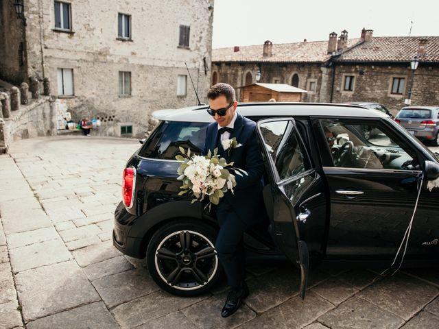Il matrimonio di Alessandra e Simone a San Marino, San Marino 45