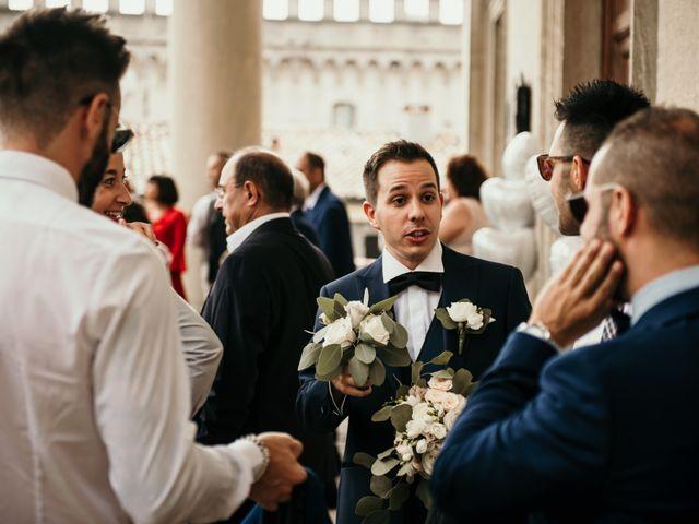 Il matrimonio di Alessandra e Simone a San Marino, San Marino 49