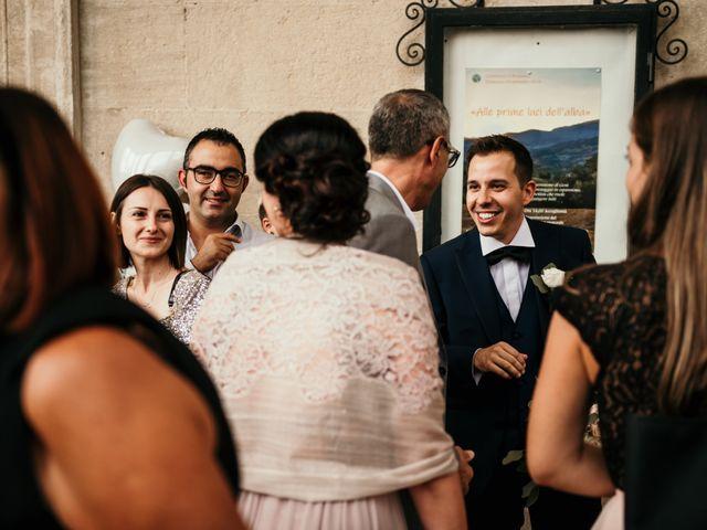 Il matrimonio di Alessandra e Simone a San Marino, San Marino 52
