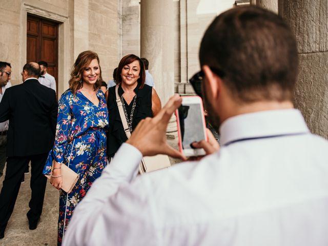 Il matrimonio di Alessandra e Simone a San Marino, San Marino 53