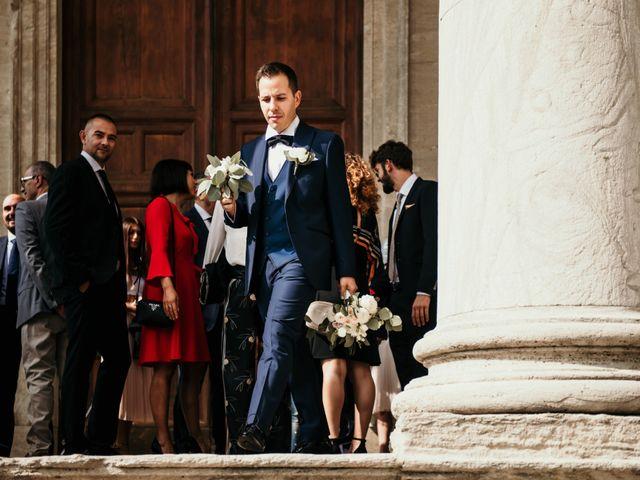 Il matrimonio di Alessandra e Simone a San Marino, San Marino 56