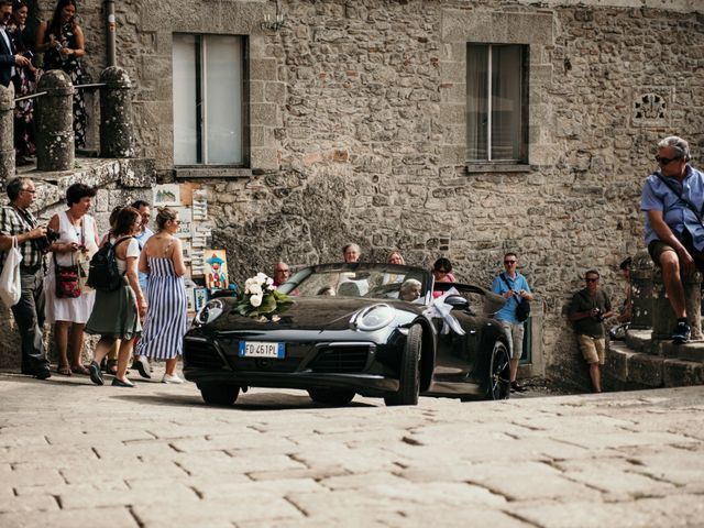 Il matrimonio di Alessandra e Simone a San Marino, San Marino 59