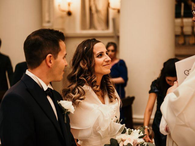 Il matrimonio di Alessandra e Simone a San Marino, San Marino 64