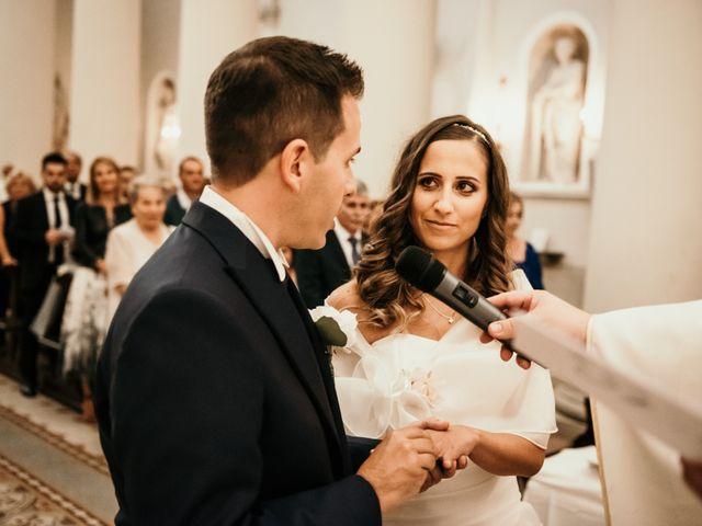 Il matrimonio di Alessandra e Simone a San Marino, San Marino 67