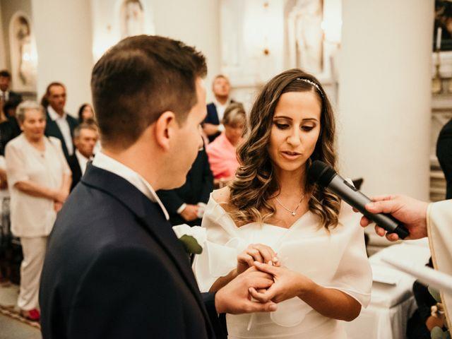 Il matrimonio di Alessandra e Simone a San Marino, San Marino 70