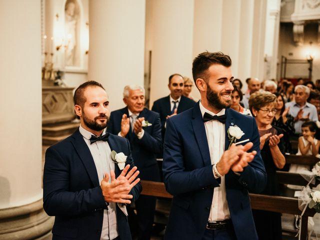 Il matrimonio di Alessandra e Simone a San Marino, San Marino 72
