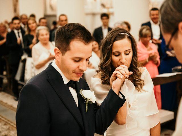 Il matrimonio di Alessandra e Simone a San Marino, San Marino 73