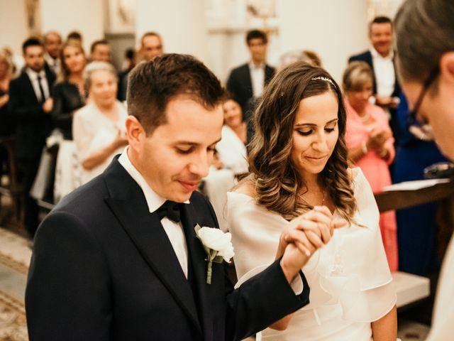 Il matrimonio di Alessandra e Simone a San Marino, San Marino 74