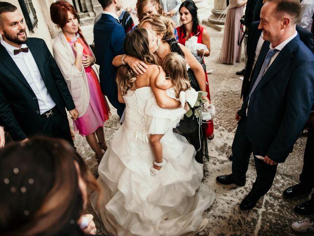 Il matrimonio di Alessandra e Simone a San Marino, San Marino 85