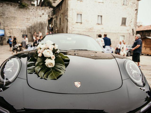 Il matrimonio di Alessandra e Simone a San Marino, San Marino 87