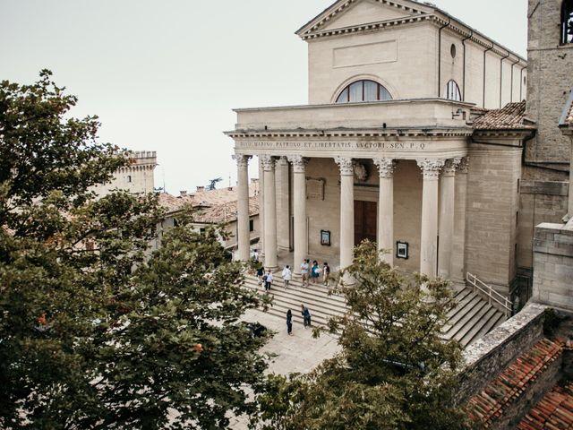 Il matrimonio di Alessandra e Simone a San Marino, San Marino 91