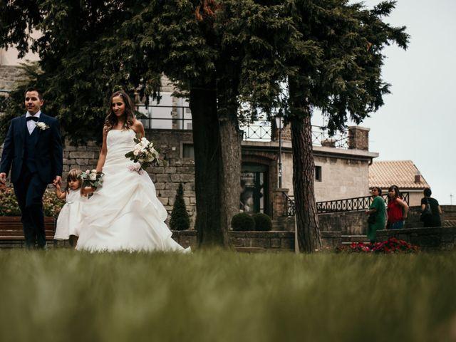 Il matrimonio di Alessandra e Simone a San Marino, San Marino 92