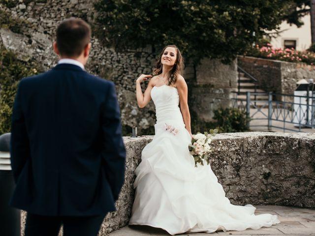 Il matrimonio di Alessandra e Simone a San Marino, San Marino 98