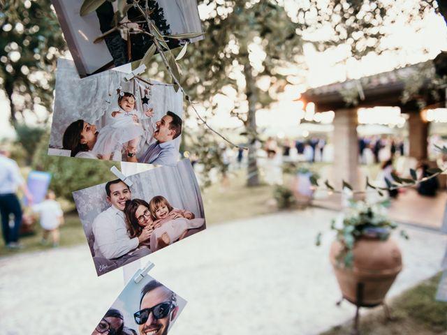 Il matrimonio di Alessandra e Simone a San Marino, San Marino 105