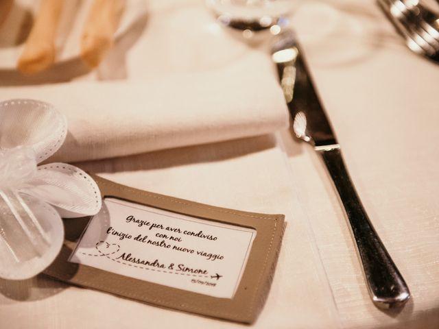 Il matrimonio di Alessandra e Simone a San Marino, San Marino 106