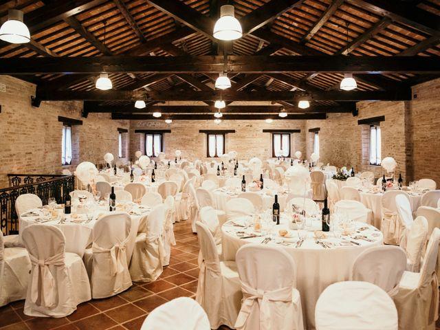 Il matrimonio di Alessandra e Simone a San Marino, San Marino 107
