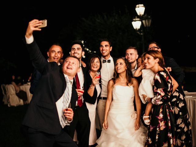 Il matrimonio di Alessandra e Simone a San Marino, San Marino 114