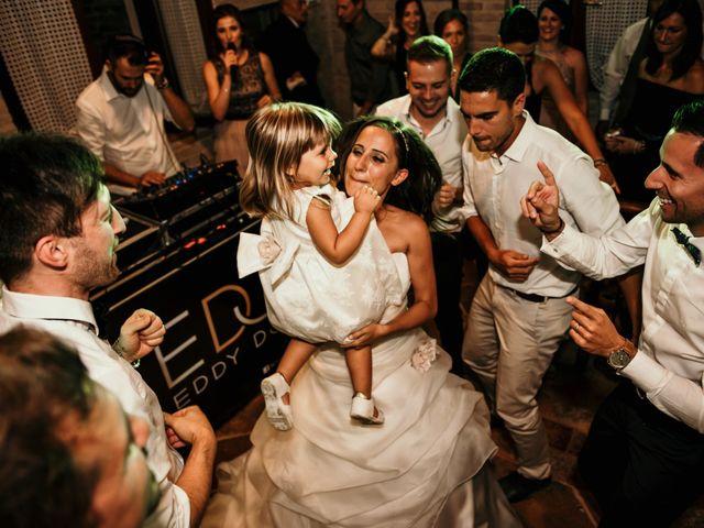 Il matrimonio di Alessandra e Simone a San Marino, San Marino 124