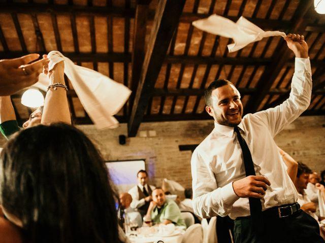 Il matrimonio di Alessandra e Simone a San Marino, San Marino 127