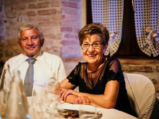 Il matrimonio di Alessandra e Simone a San Marino, San Marino 136
