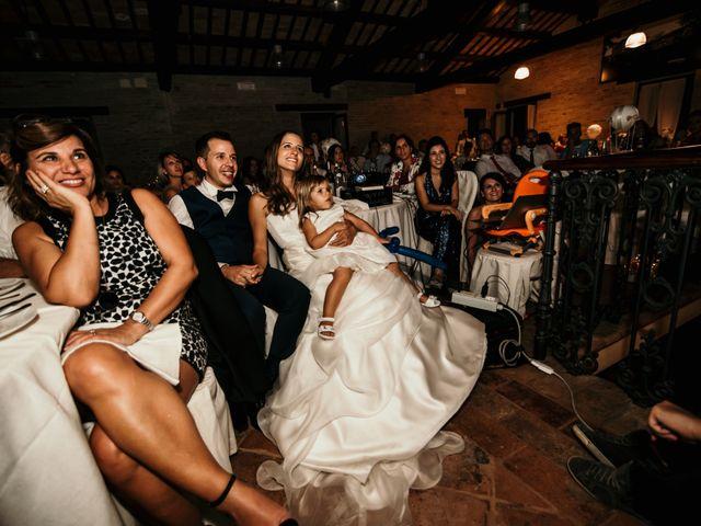 Il matrimonio di Alessandra e Simone a San Marino, San Marino 139