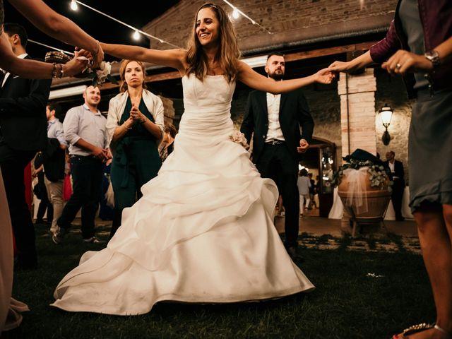 Il matrimonio di Alessandra e Simone a San Marino, San Marino 151