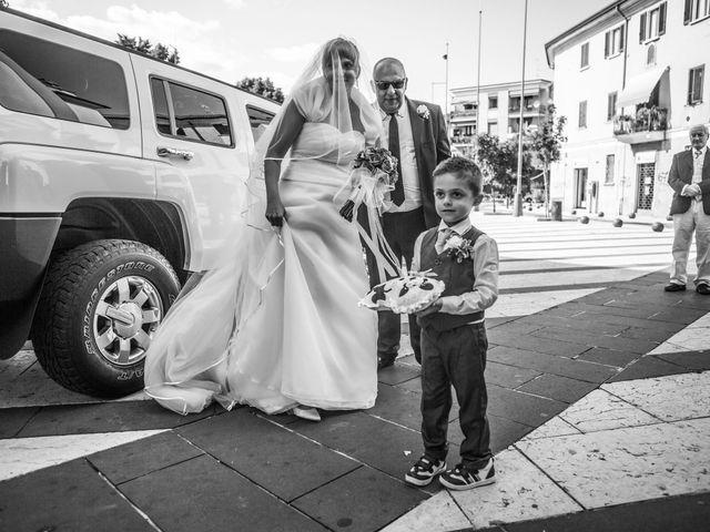 Il matrimonio di Giovanni e Elisabetta a Lesmo, Monza e Brianza 9
