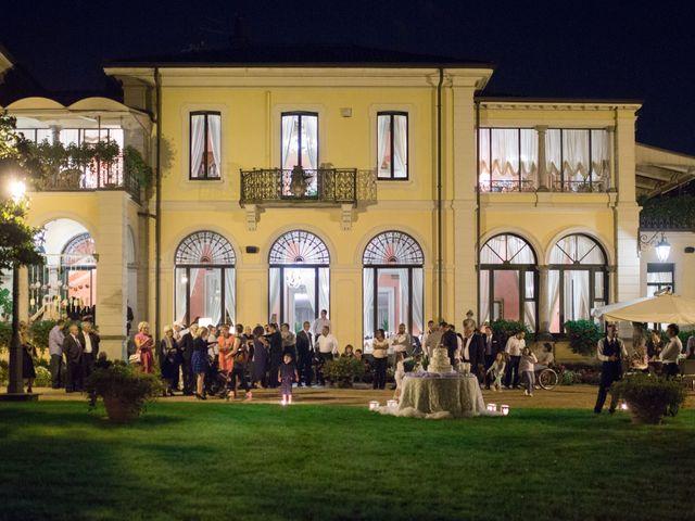 Il matrimonio di Giovanni e Elisabetta a Lesmo, Monza e Brianza 1