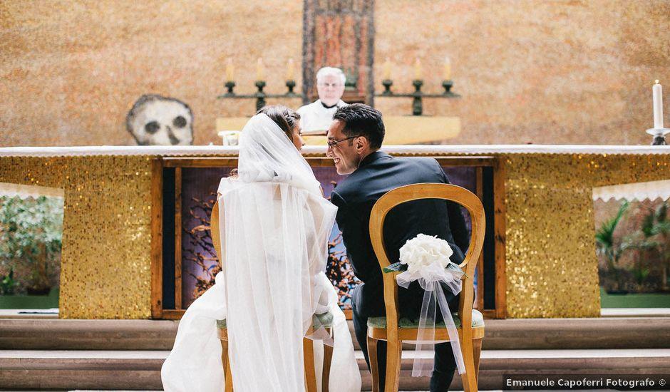 Il matrimonio di Andrea e Rossella a Milano, Milano
