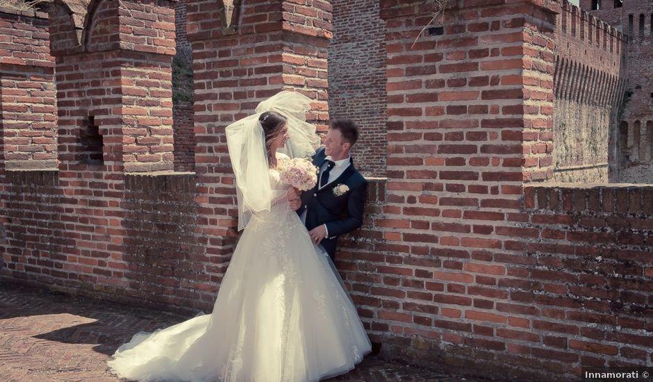 Il matrimonio di Marco e Alessia a Soncino, Cremona
