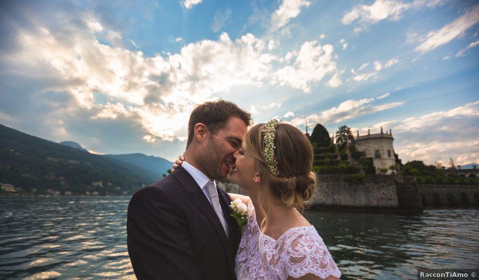 Il matrimonio di Sergio e Natalie a Stresa, Verbania