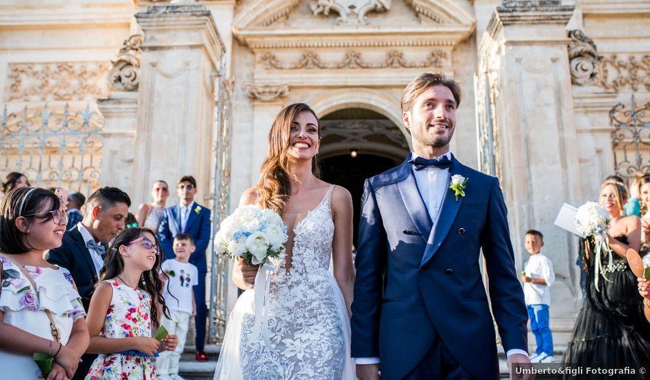 Il matrimonio di Flavio e Serena a Ispica, Ragusa