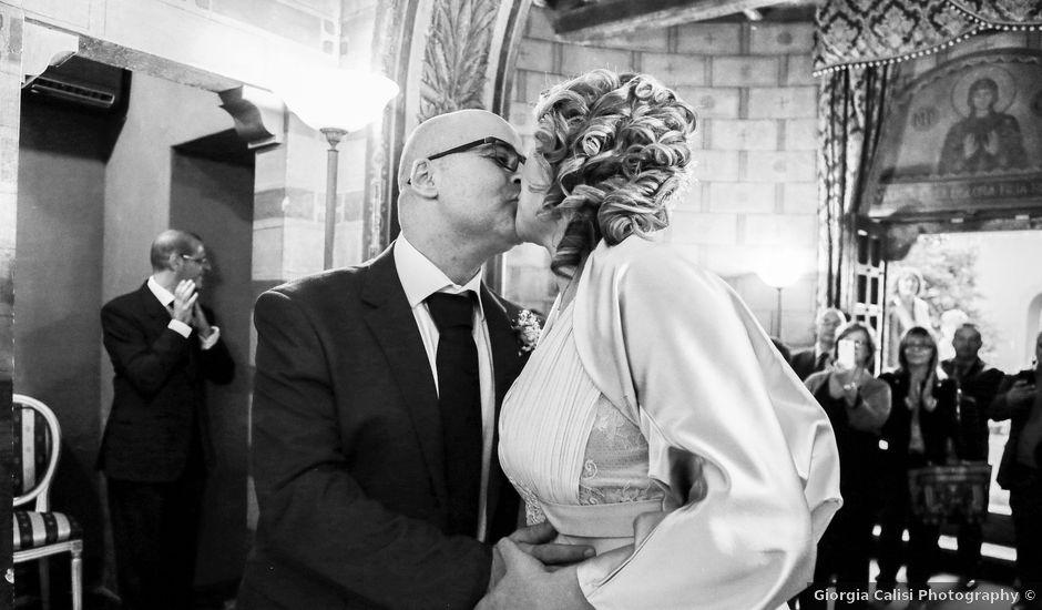 Il matrimonio di Andrea e Iana a Roma, Roma