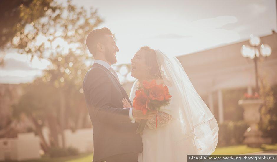 Il matrimonio di Rosy e Gianpietro a Andria, Bari