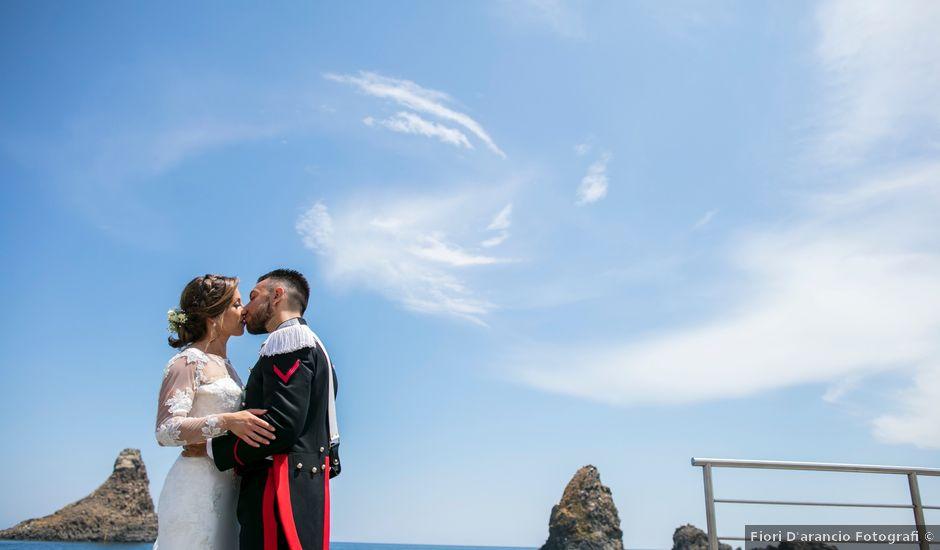 Il matrimonio di Elena e Marco a Santa Venerina, Catania