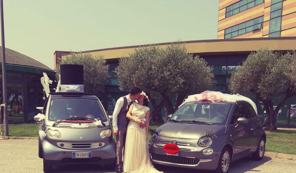 Il matrimonio di Angelo e Manuela  a Cherasco, Cuneo