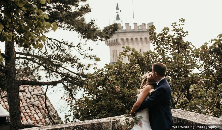 Il matrimonio di Alessandra e Simone a San Marino, San Marino
