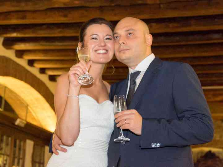 le nozze di Annamaria e Daniele